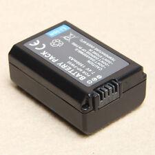 New NP-FW50 Camera Battery For Sony NEX-3 NEX-5 NEX-6 Alpha 7R A35 A55 A6000