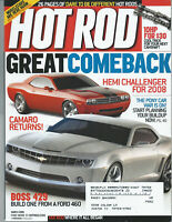 Hot Rod Magazine March 2006 Very Good Condition++++++