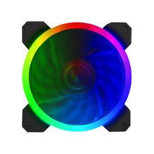Cooltek Silent Fan 120 RGB, 120 mm Lüfter, Gehäuselüfter, Modding, Kühler, Fan