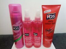 VO5 full bodied spray (X2) + fade defy shampoo + refresh dry shampoo