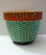 cachepot ceramica diametro cm 21 firmato M.G.A.
