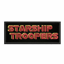 Starship Troopers Classic Sci-fi Movie - Embroidered Patch Iron / Sew-on - Badge