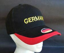 Germany Sports Cap Hat German Flag Sport Baseball Hats Caps Casquette
