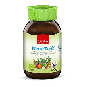 WurzelKraft® 300g von P. Jentschura * Pflanzliches Granulat * Öko * Bio * Blüten
