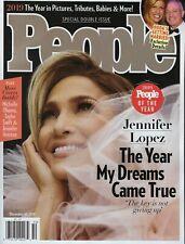 People Magazine  December 16th  2019  Jennifer Lopez