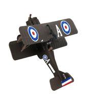 1:72 Alloy WWI SE 5a Aviation Model Diecast Warplane Fighter Model Toy