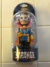 Marvel Body Knocker Dr. Strange Figure New Toys Bobble Head Neca Solar Powered