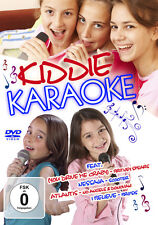 DVD Karaoke Kiddie Karaoke