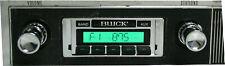 1968-1972 Buick Skylark AM FM Stereo Radio USA-230 200 watts Auxiliary input _