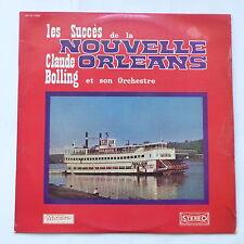 CLAUDE BOLLING Les succes de la Nouvelle Orleans   30 CV 1058