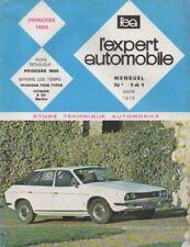 Revue Technique Automobile - Princess 1800 - N° 141 - Edition Mars 1978