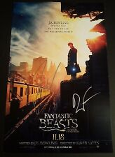 """COLIN FARRELL+1 Hand-Signed """"Fantastic Beasts and Where to Find Them""""11x17 Photo"""