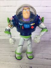 Disney Toy Story Buzz Lightyear Transparent Blue Chest Limited Ed ThinkWay Toys