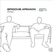GROOVE ARMADA- Vertigo-CD BRAND NEW AND SEALED