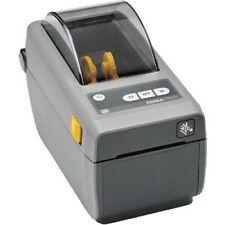 Zebra Zd410 Direct Thermal Monochrome Desktop Printer (zd41022-d01m00dl)