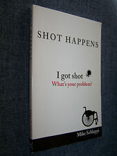 Shot Happens, Story of Gun Accident, Became Paralyzed, Kept Positive Attitude