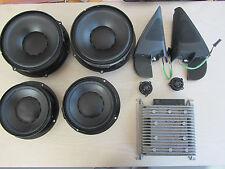 VW Tiguan 5n altavoces Dynaudio amplificador 5k0 035 456 5k0035456 5n0035454a
