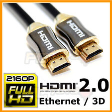 Newest HighSpeed HDMI 2.0 FULL HD 2160P 6FT Cable for PS Playstation 4, Xbox ONE