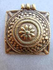 Large Brass Pendant [68474]