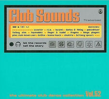 CLUB SOUNDS 52 = Fedde/Ortega/Scooter/Fragma/Pulsediver...=3CDs= groovesDELUXE!