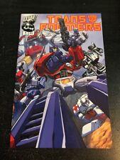 Transformers:Generation 1#1 Incredible Condition 9.4(2002)