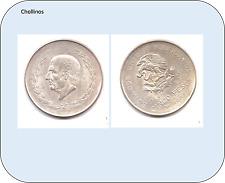 5 PESOS  DE PLATA AÑO 1951  ESTADOS UNIDOS MEXICANOS     ( MB11369 )
