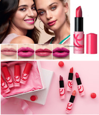 ORIFLAME ONCOLOUR FLIRTY CREAM LIPSTICK red nude pink lily shimmer creamy shades