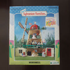 Sylvanian Families WINDMILL Epoch UK Vintage Rare Calico Critters