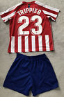 ATHLETICO MADRID NIKE CHILDS FOOTBALL KIT TRIPPIER 23 AGE 8-9-10 YEARS