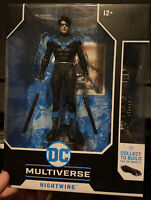 "McFarlane DC Multiverse NIGHTWING BETTER THAN BATMAN 7"" Action Figure"