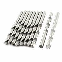 105mm Length Flute 7mm Dia Metal Marble HSS Twist Drilling Drill Bits 10PCS