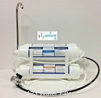 CounterTop RO - Reverse Osmosis Alkaline/Ionizer ORP Water Filter System 200 GPD
