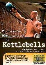 Fundamentos del Entrenamiento de Kettlebells con Os Aponte, RKC2010 IRON CORE