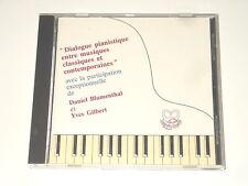 Daniel Blumenthal et Yves GILBERT-CD-Recital-Bach Gershwin Lamb Scott