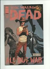 The Walking Dead 126 1st print Image Comics AMC Zombie All Out War