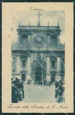 Macerata Tolentino cartolina QK6549