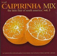 Caipirinha Mix Vol.3  TERRY LEE BROWN TODD TERRY MOSES MCLEAN BUZIOS LEMN