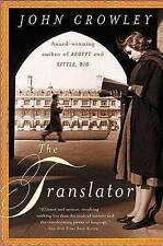NEW The Translator by John Crowley