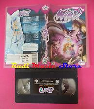 VHS film WINX CLUB 2 palude melmamora 2004 animazione MONDO 00334 (F82) no dvd
