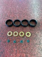 FORD FUSION 1.4 TDCI 2001-08 INJECTOR SEAL+ WASHER + O RING KIT / SET