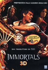 Immortals (3D) (2 Dvd)  01 DISTRIBUTION