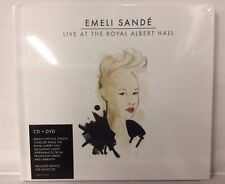 Emeli Sande: Live At The Royal Albert Hall CD, DVD, NEW, SEALED