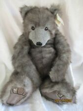 "Vintage Large Jointed Gund Teddy Bear ""Ol Timer"", 28"", Signature Collection, LE"