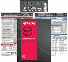New ListingNfpa 70 2017: National Electrical Code, Nec, Paperback, Nec Fast Tabs