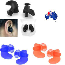 Pro Surfing Earplug Swimming Ear Plug Soft Silicone Swim Earplugs AU