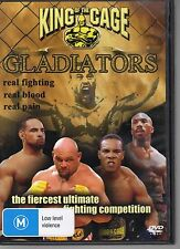 KING OF THE CAGE - GLADIATORS   ...................b1