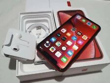 USED Apple iPhone XR 128GB Red - Complete, Factory Unlocked