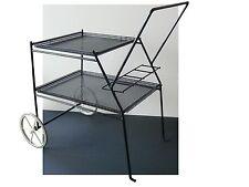 Mathieu Mategot I Bar Wagen I Serving Cart I Servier Wagen I table servant I 50s