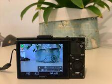 Sony Cyber-shot DSC-RX100 20.2 MP Digital SLR Camera - Black (Body Only)