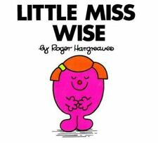 Little Miss Wise (Mr. Men and Little Miss) by Hargreaves, Roger